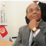 Moncef Marzouki lance l'alerte sur «une grande catastrophe»