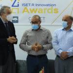 Signature d'une convention de partenariat entre laConfédérationdes Entreprises Citoyennes de Tunisie et l'Institut Supérieur des Etudes Technologiques de Rades