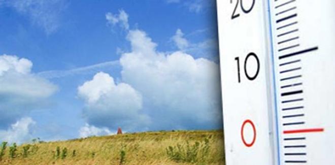 تواصل ارتفاع درجات الحرارة مع إمكانية نزول امطار بالشمال والوسط ومحليا بالجنوب