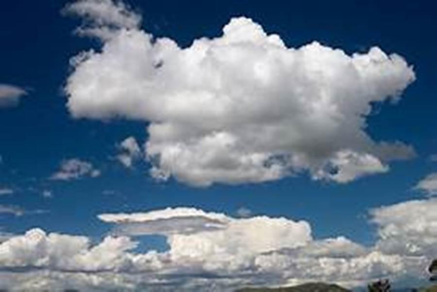 أجواء مغيمة جزئيا خلال هذا اليوم