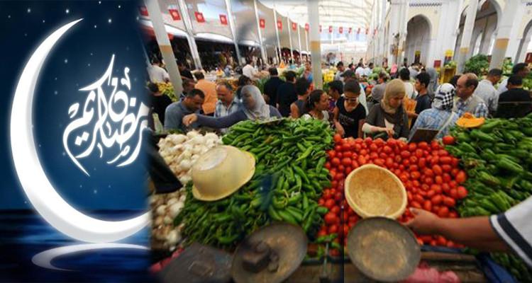 بمناسبة حلول شهر رمضان الأسعار تتسابق نحو الإرتفاع