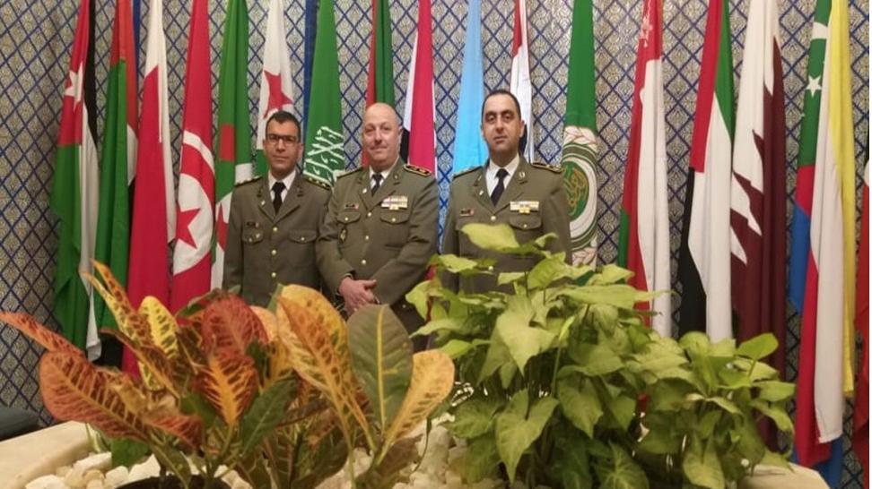 انتخاب تونس عضوا بالمكتب التنفيذي للاتحاد العربي للرياضة العسكريّة