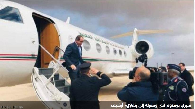 بوقدوم يقود وفدا جزائريا رفيعا إلى ليبيا