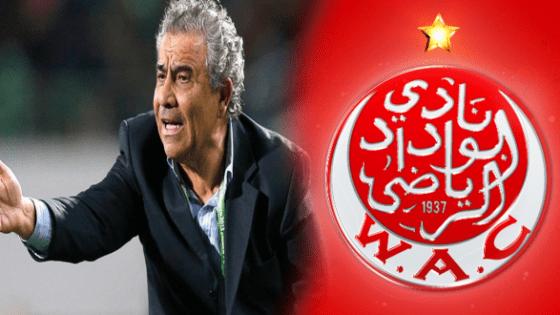 فوزي البنزرتي يقود الوداد إلى نصف نهائي كأس العرش المغربي