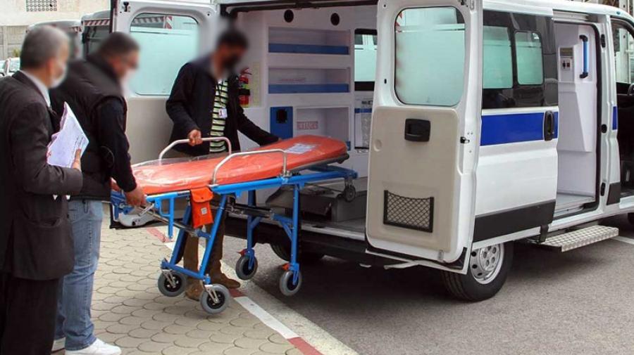 تخصيص 9 سيارات إسعاف إضافية لولاية باجة