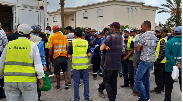 خولة السليتي: أعوان من بلدية الكرم حاصروا مقر شمس آف آم